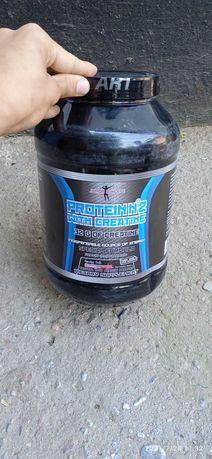 Протеин клубничный сыроворотный 3.2кг