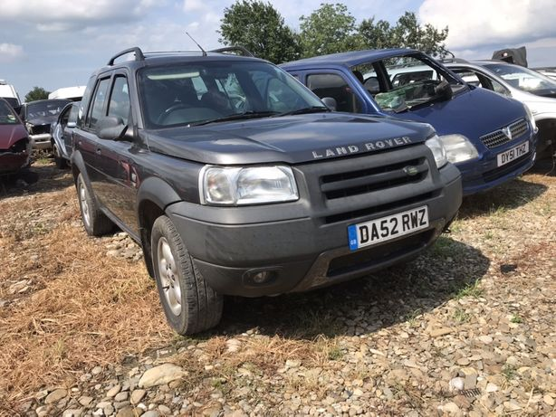 Motor Land Rover Td4