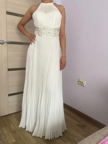 Платье на свадьбу, узату
