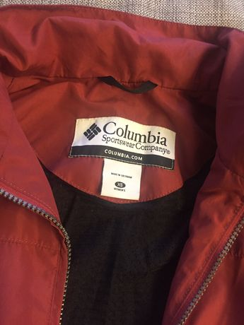 Jacheta sport Columbia xs