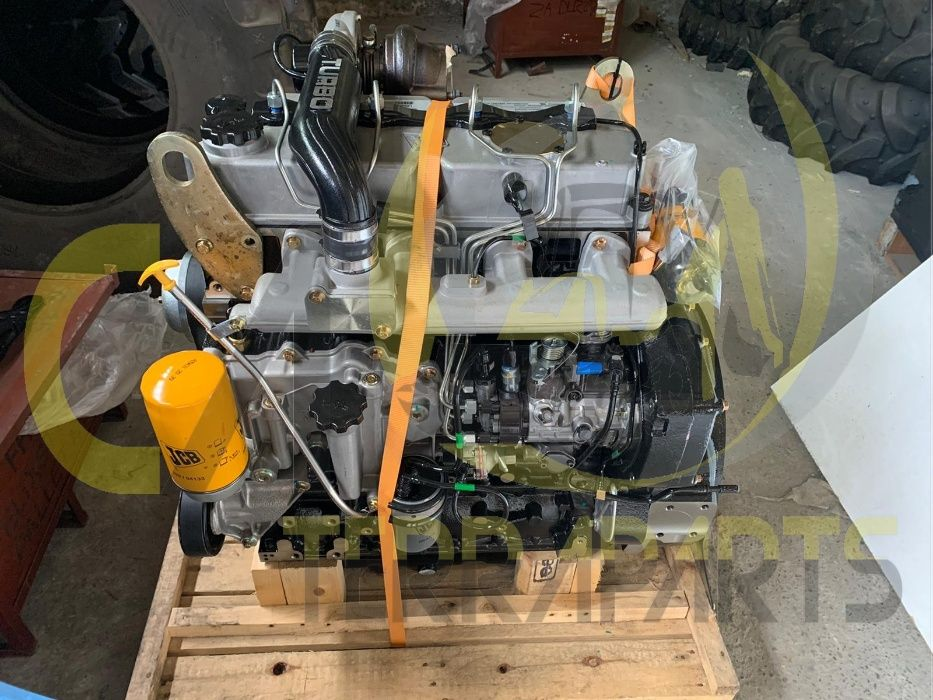 Motor NOU!! JCB DieselMax 74kw Vaslui - imagine 1