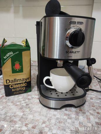 Кофеварка SCARLETT