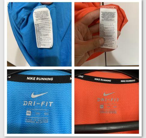 Tricou Nike Running Dry-Fyt marimea 2XL de alergare /sport