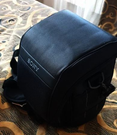 Оригинальная сумка для фото и видеоаппаратов Sony