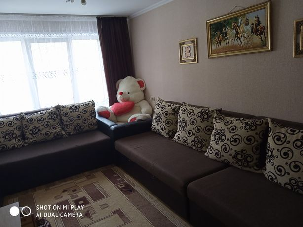 Продам диван угловой из 3 частей