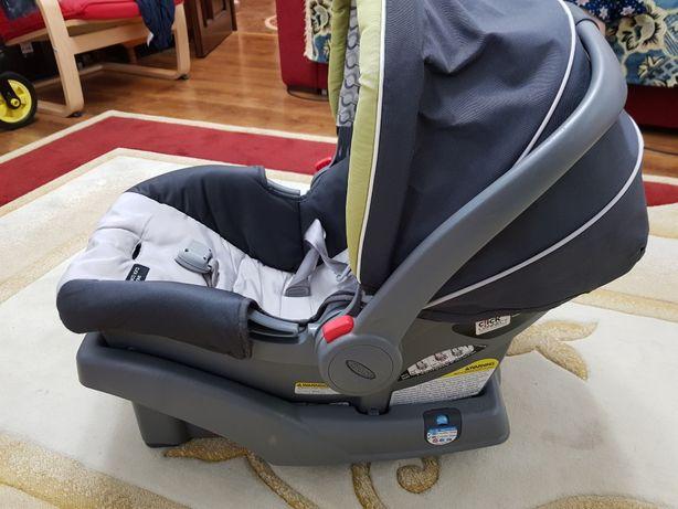 Vand scoica/ scaun auto cu pozitie de somn Graco