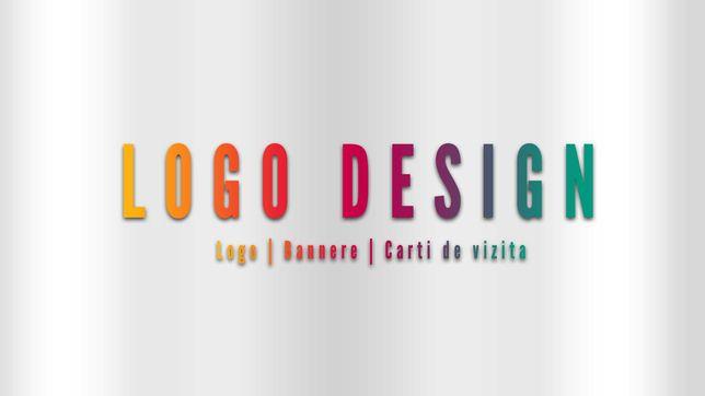 Realizez design Logo Bannere Carti de Vizita
