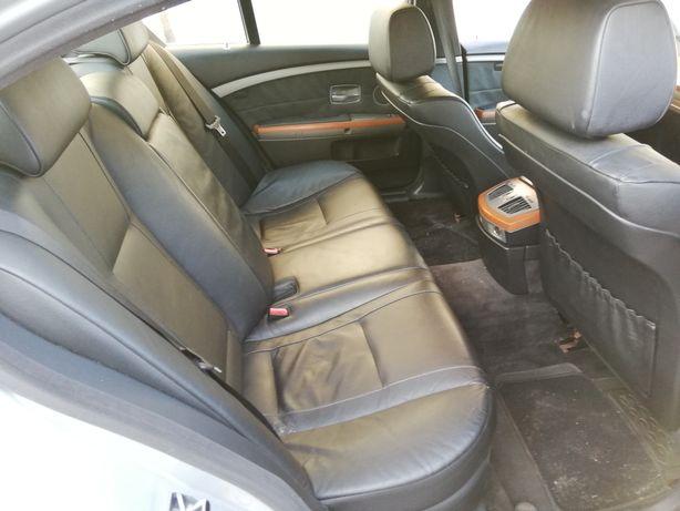 Interior bmw e65