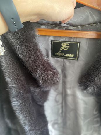 Норковая шуба цена 130.000
