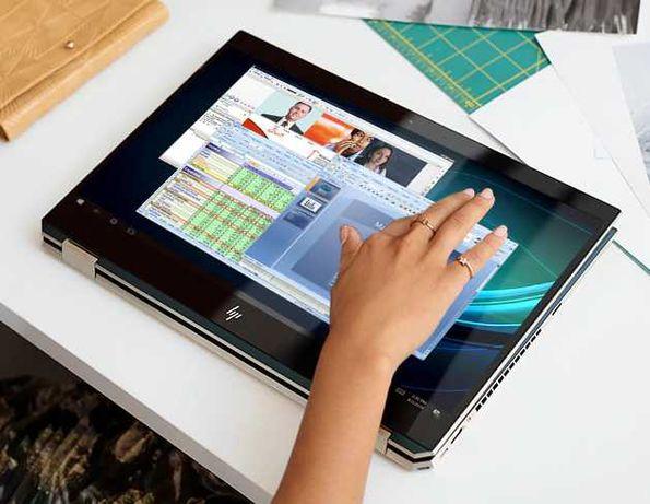 Новейшая модель Premium ноутбук HP Spectre 15 4K i7 10th 16/512GB