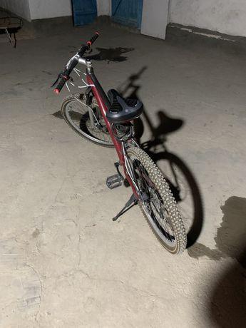 Велосипед хорошем состоянии