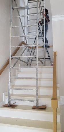 Для Лестницы вышка-тура алюминиевая ( до 7,0 метров) ЛЕСА аренда