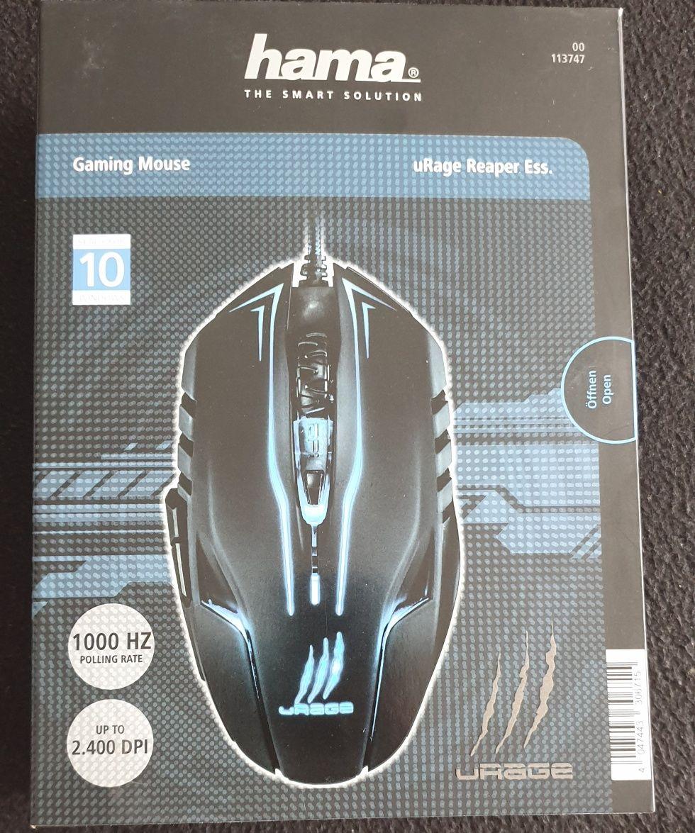 Mouse gaming Hama urage reaper ess