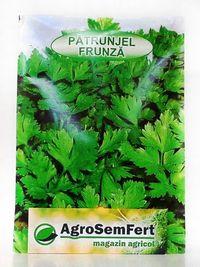 Seminte de patrunjel frunza 25 grame