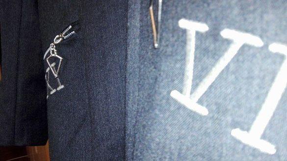 Дълго дамско сако