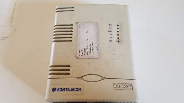 ISDN Network Terminal - INTRACOM netMod