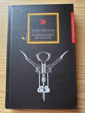 Consumatorul de suflete, Codin Maticiuc