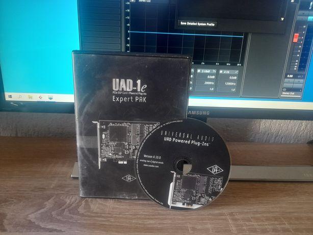 Placa UAD-1 expert pack  STUDIO