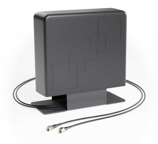 Комнатная 3G/4G антенна MIMO усиление до 12Дб