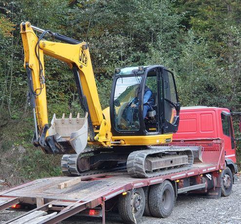 Excavator JCB 8080 ZTS
