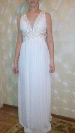 Продам свадебное-вечернее платье