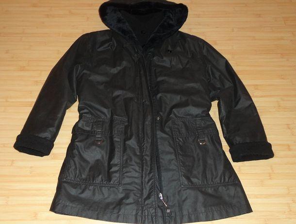 Palton impermeabil cu gluga made in Denmark marimea L