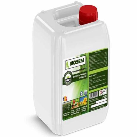 Tratament samanta insecto-fungicid BIOSEM