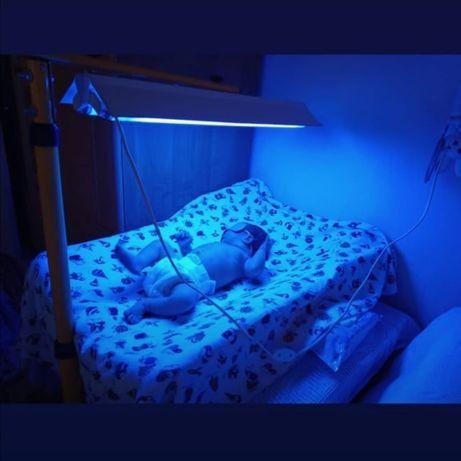Фотолампы от желтушки у новорождённых
