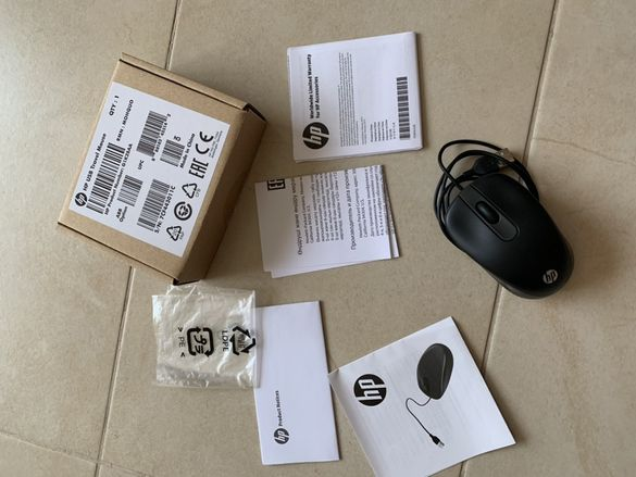 HP USB мишка
