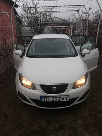 Seat ibiza/2011 octombrie