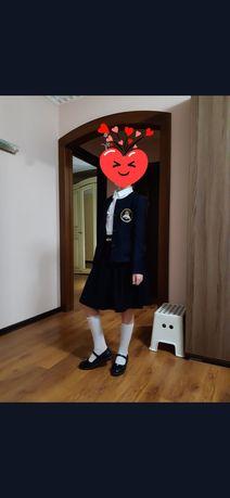Школьная форма для девочек, пиджак гласман