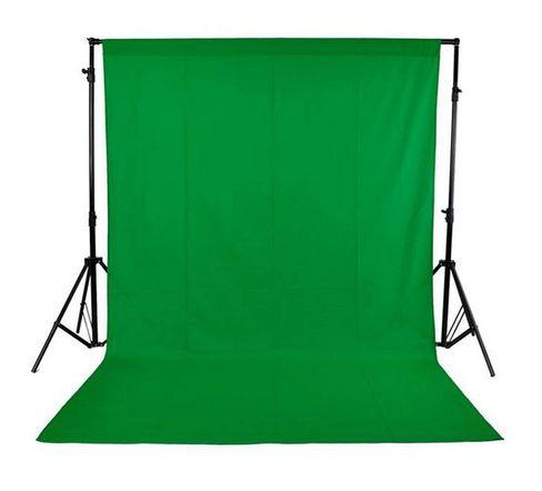 Зелен екран за фото и видео ефекти , зелен фон