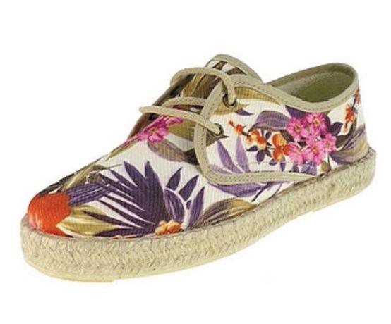 Летние ботинки ( мокасы) 37 размер, Испания