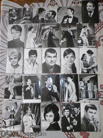 албум с певци и артисти от 70 те