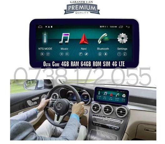 Navigatie Mercedes Benz C Class w205 GLC X253 Class V Gps Android