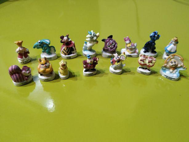 Colectie Disney deosebita, formata din minifigurine de portelan!