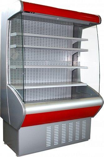 Горка холодильная Carboma F 13-07 VM 0,7-2