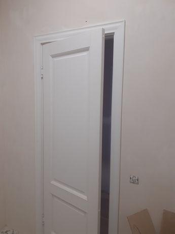 Установка двереи