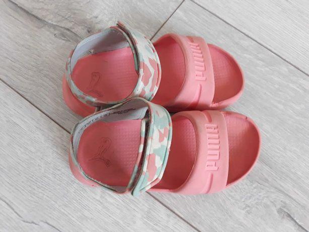 Vand sandale marca Puma, pentru copii(2-3 ani)