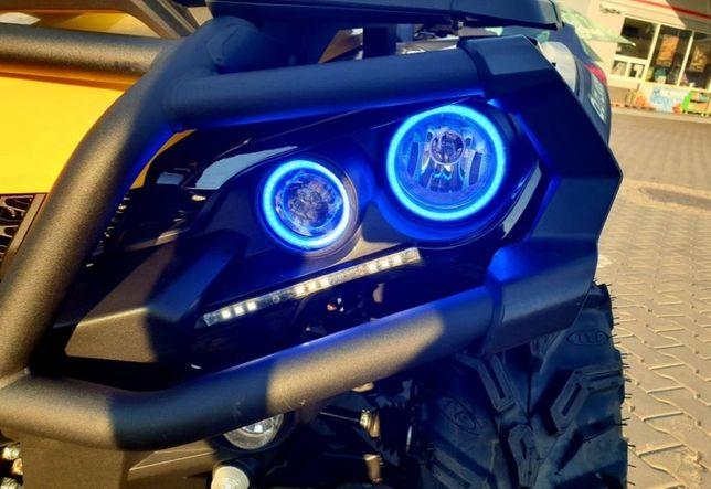Vand Angel Eyes ATV Can Am Outlander Renegade Commander Linhai TGB