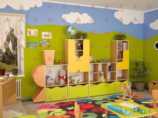 Балабақша / Детский сад
