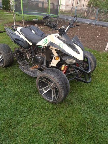 Quad (ATV) Haili SP 350j  350cc Road Legal