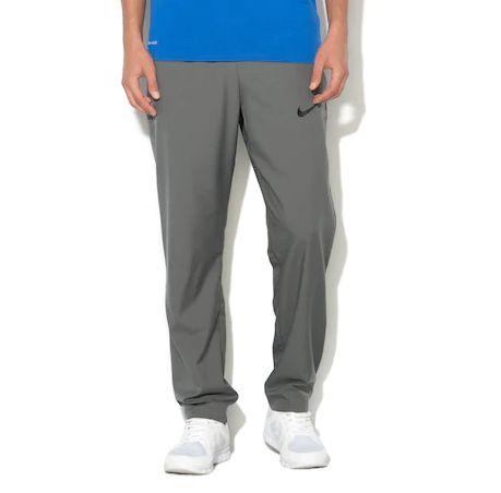 pantaloni trening Nike Dry Team, Gri, S -> NOU, SIGILAT, eticheta
