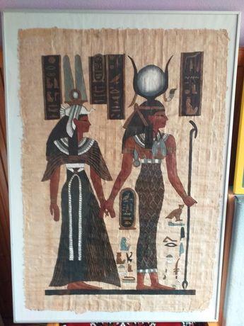 Papirus 102/71 cm.