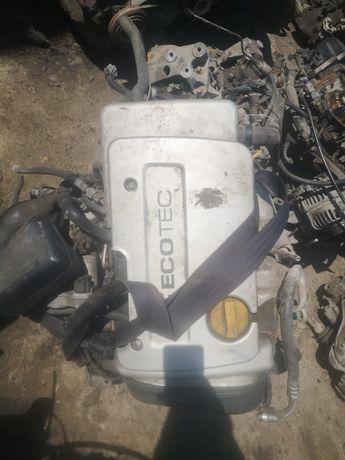 Двигатель на Opel Вектра Астра Омега Зафира Синтра Фронтера Опель