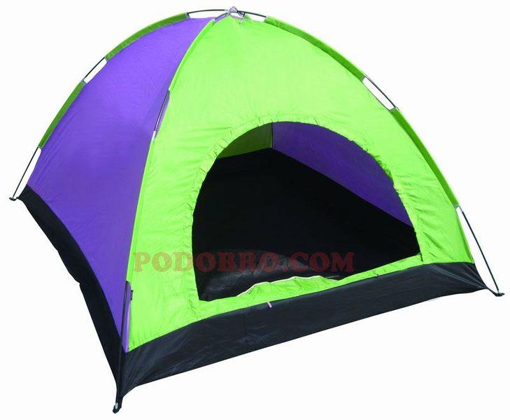 Палатка за четирима човека - еднослойна на промоция гр. Варна - image 1