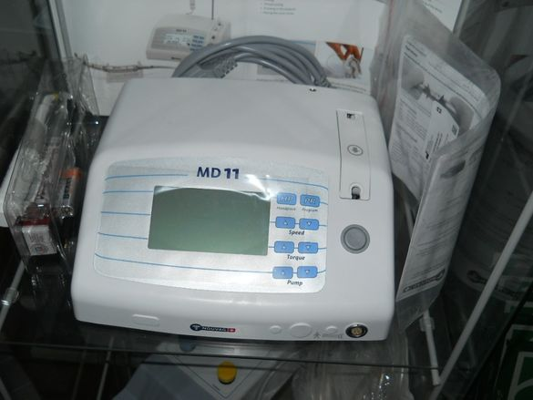 Имплантологична Станция Nouvag MD 11+Автоклав W&H LISA
