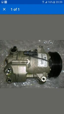 Compresor ac opel astra j, meriva ,zafira c , 1.6 benzina /diesel Ga6