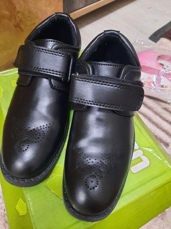 Туфли детские, для мальчика