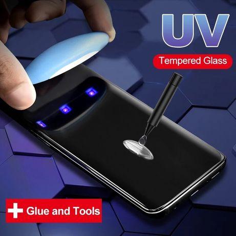 Transport gratuit! Folie UV Samsung Galaxy S20 FE